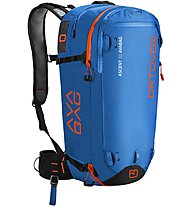 Ortovox Ascent 30 AVABAG - zaino airbag, Blue