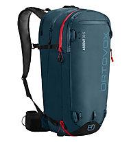 Ortovox Ascent 30 S - zaino scialpinismo - donna, Blue