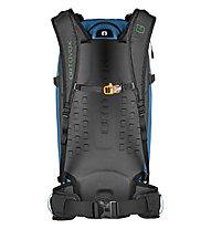 Ortovox Ascent 32 - zaino scialpinismo, Blue