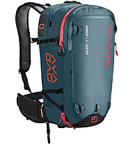 Ortovox Ascent 38 S Avabag - zaino airbag - donna, Blue