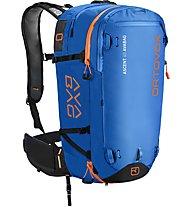 Ortovox Ascent 40 Avabag - zaino airbag, Blue