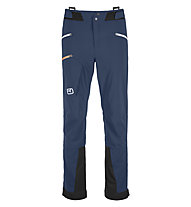 Ortovox Bacun - pantaloni sci alpinsimo - uomo, Blue