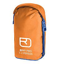 Ortovox Bivy Pro - Biwacksack, Orange/Silver