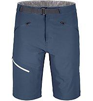 Ortovox Brenta - pantaloni corti arrampicata - uomo, Blue