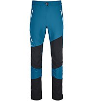 Ortovox Col Becchei - pantaloni sci alpinismo - uomo, Light Blue
