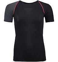 Ortovox Comp Light 120 - maglietta tecnica - donna, Black
