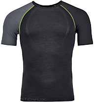 Ortovox Comp Light 120 - maglietta tecnica - uomo, Black