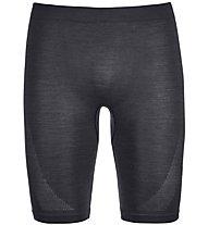 Ortovox Comp Light 120 Shorts - Funktionsunterhose - Herren, Black