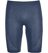 Ortovox Comp Light 120 Shorts - Funktionsunterhose - Herren, Blue