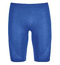 Ortovox Comp Light 120 - calzamaglia corta - uomo, Blue