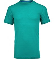 Ortovox Cool S-Sleeve Merino-T-Shirt, Light Blue