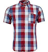 Ortovox Cortina - camicia a maniche corte trekking - uomo, Red