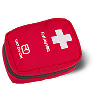 Ortovox First aid mini - Erste-Hilfe-Set, Red