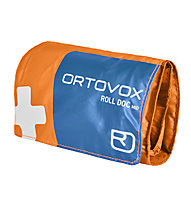 Ortovox First Aid Roll Doc Mid - kit primo soccorso, Orange/Blue