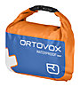 Ortovox First Aid Waterproof Mini - kit primo soccorso, Orange/Blue