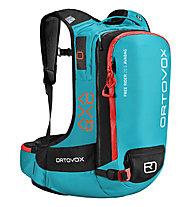 Ortovox Free Rider 20 S AVABAG - zaino airbag, Blue