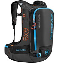 Ortovox Free Rider 20 S Avabag - Lawinenrucksack - Damen, Black