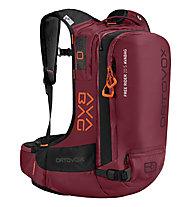 Ortovox Free Rider 20 S Avabag - Lawinenrucksack - Damen, Dark Red