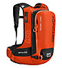 Ortovox Free Rider 22 AVABAG - zaino airbag, Orange