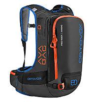 Ortovox Free Rider 22 AVABAG - zaino airbag, Black