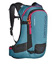 Ortovox Free Rider 22 S - zaino scialpinismo - donna, Light Blue