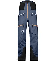 Ortovox Guardian Shell - pantaloni lunghi freeride - uomo, Blue