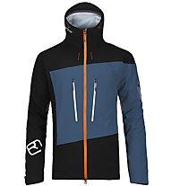 Ortovox Guardian Shell - Skitourenjacke - Herren, Black/Blue