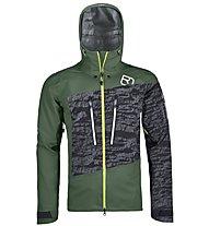 Ortovox Guardian Shell - Skitourenjacke - Herren, Green