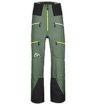 Ortovox Guardian Shell - Skitourenhose - Herren, Dark Green