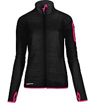 Ortovox Hybrid Jacket Giacca ibrida trekking donna, Black