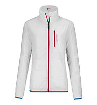 Ortovox Piz Bial Light giacca alpinismo donna, White Merino