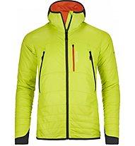 Ortovox Light Tec Piz Boé - giacca alpinismo - uomo, Green