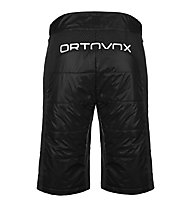 Ortovox Light Tec Piz Boé pantaloni corti, Black Raven