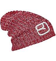Ortovox Melange - berretto, Red