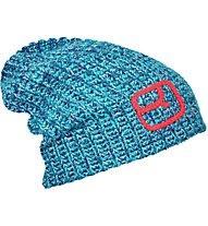 Ortovox Melange - berretto, Light Blue