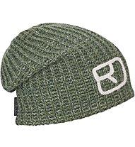 Ortovox Melange - berretto, Dark Green