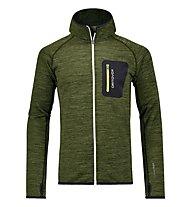 Ortovox Melange - giacca con cappuccio - uomo, Green