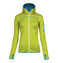 Ortovox Merino Fleece - giacca in pile trekking - donna, Happy Green