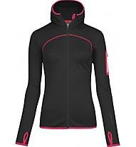 Ortovox Merino Fleece - giacca in pile trekking - donna, Black