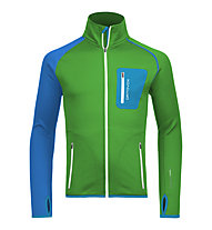 Ortovox Merino Fleece Jacke, Absolute Green