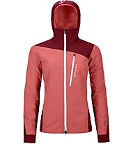 Ortovox Pala - giacca softshell - donna, Red/Light Red