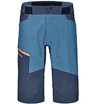 Ortovox Pala - pantaloni corti trekking - uomo, Dark Blue