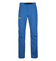 Ortovox Antelao - pantaloni lunghi trekking - uomo, Blue Ocean