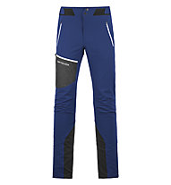 Ortovox Merino Shield Shell Piz Badile Pantaloni Softshell trekking, Strong Blue