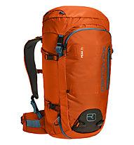 Ortovox Peak 35 - Zaino alpinismo, Orange