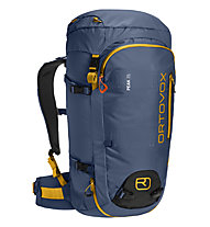 Ortovox Peak 35 - Zaino alpinismo, Blue/Orange