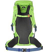 Ortovox Peak 35 - zaino alpinismo, Green/Grey