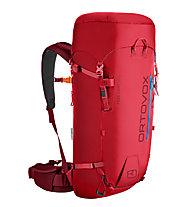 Ortovox Peak Light 30 S - zaino alpinismo - donna, Red