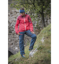 Ortovox Pelmo - Wander- und Trekkinghose - Damen, Blue