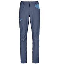 Ortovox Pelmo - pantaloni trekking - uomo, Blue